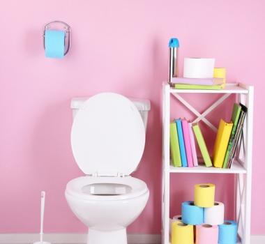 Zu schwache Toilettenspülung