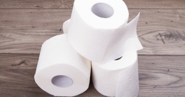 Die Toilettenspülung läuft nach