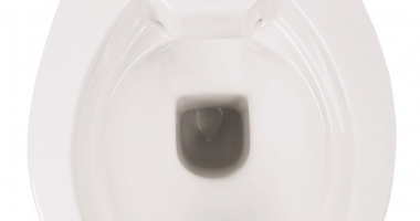 Hygiene-Wunder: Spülrandloses WC